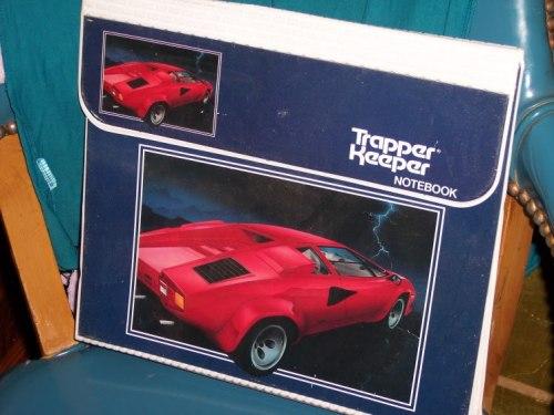trapper keeper