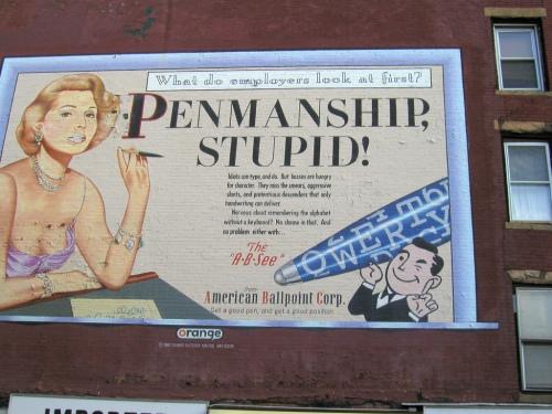 Does Penmanship Still Matter?