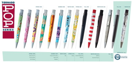 Retro 51 Pop Series Pens