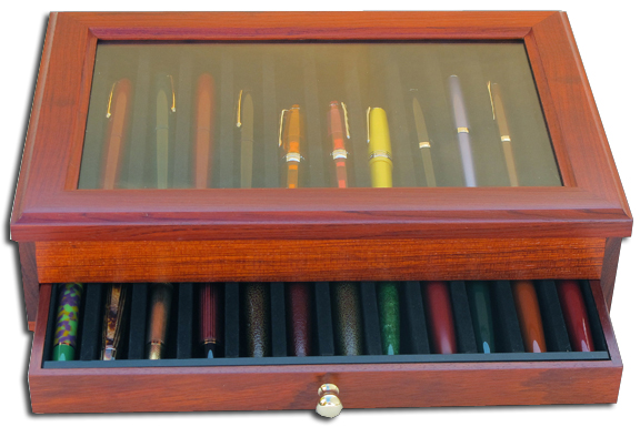 Diy Pen Display Case Plans Wooden Pdf Farm Equipment