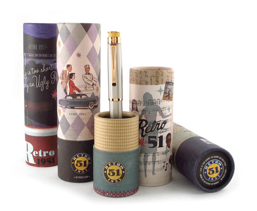 Hairy retro tubes