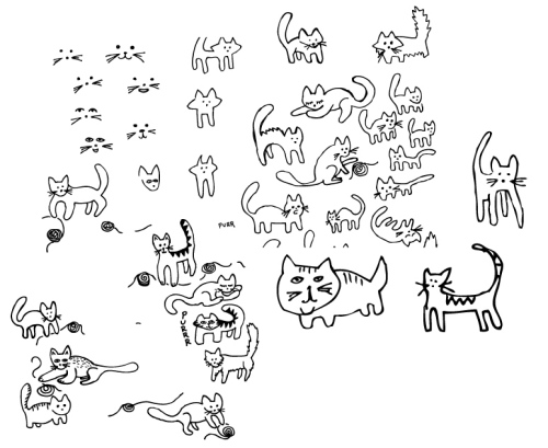Cat_sketches