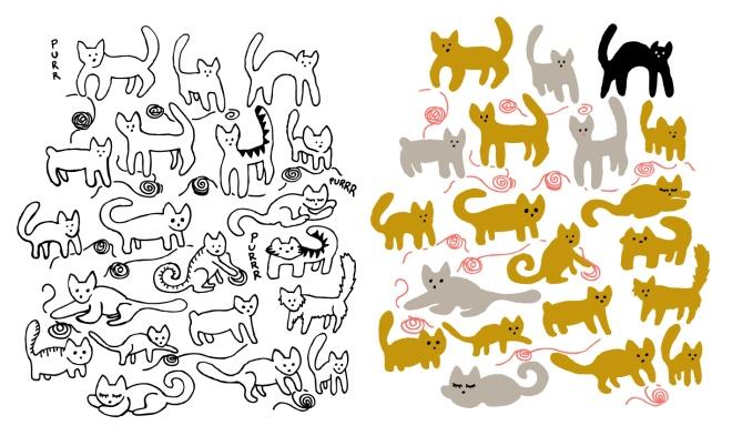 Cat_sketches2
